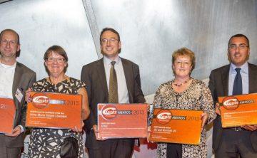 Nominet celebrates award success