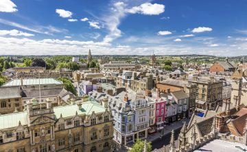 Nominet helps Oxford explore Smart City thinking