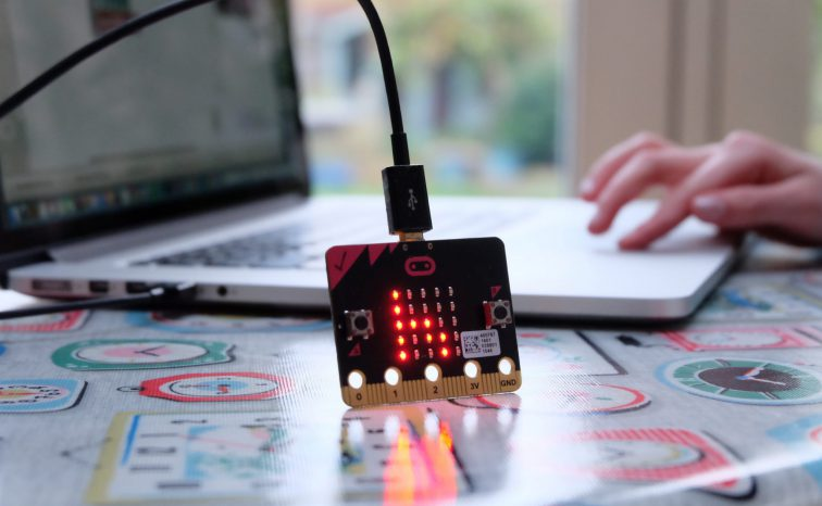 Empowering the next generation with the micro:bit