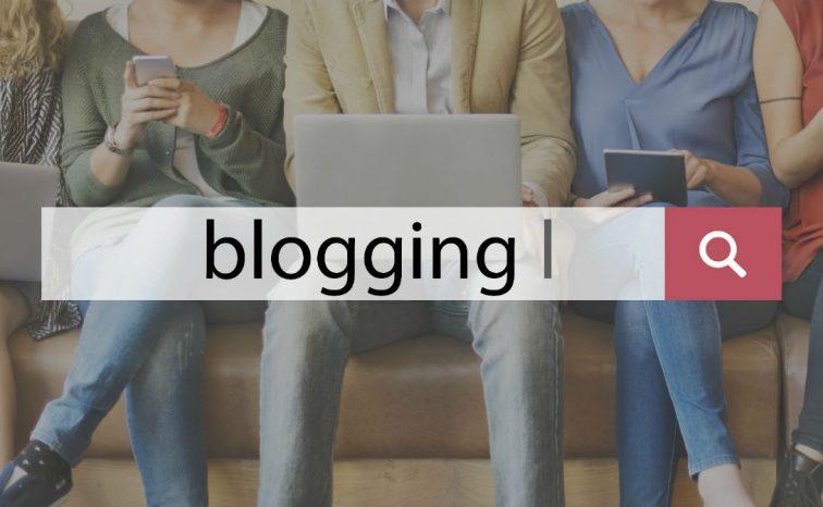 Blogging in 2016