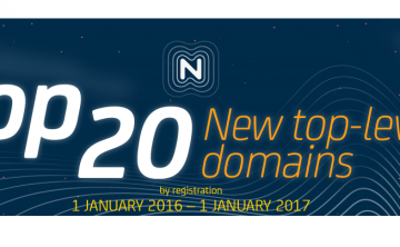 Who's at the top as gTLDs turn three?