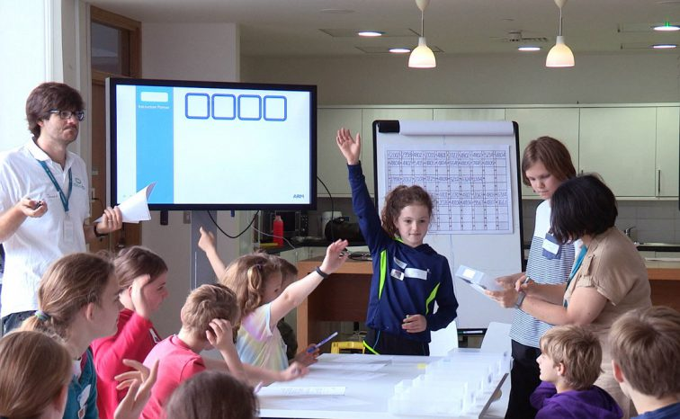 Helping kids to become a BBC micro:bit