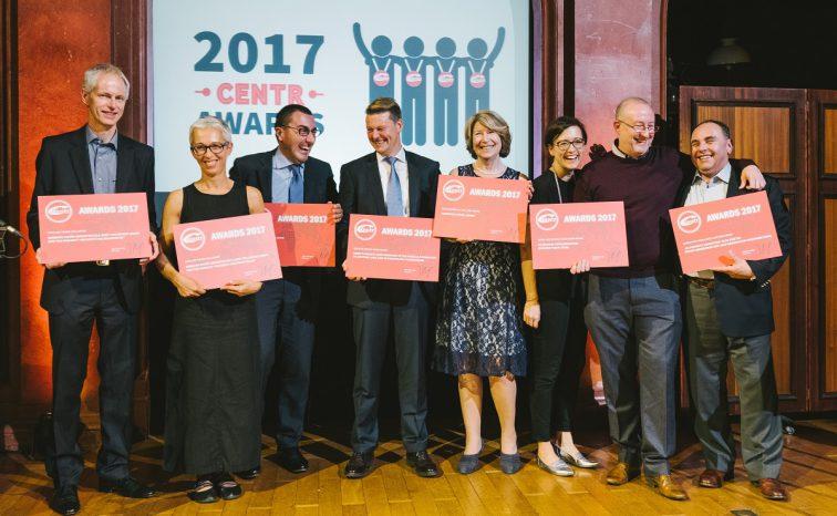 CENTR Award win for Nominet's UKDC team