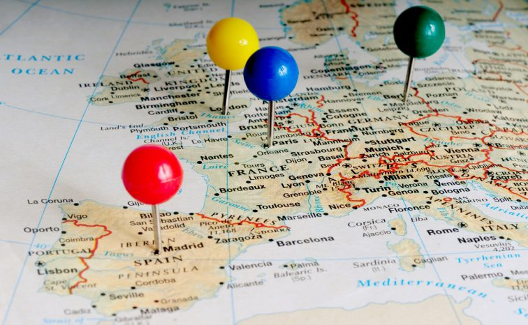 Finding your place with a geo TLD