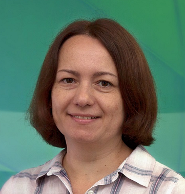 Photograph of Helena Pichler