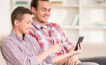 Ten top tips for keeping kids safe online
