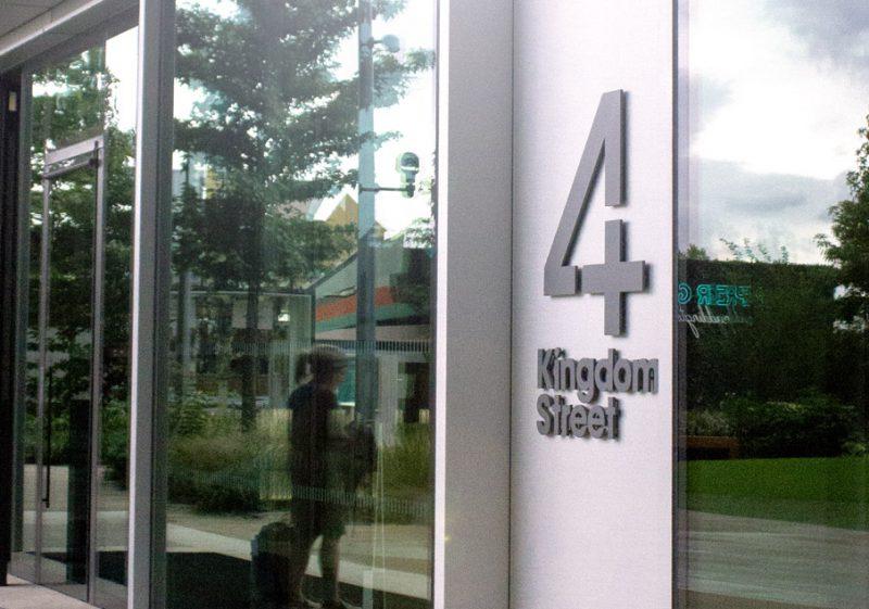 4 Kingdom Street London
