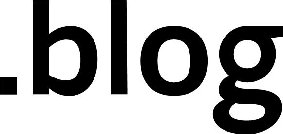 .blog logo