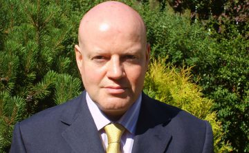 Meet our DRS experts: Niall Lawless – a black belt arbitrator
