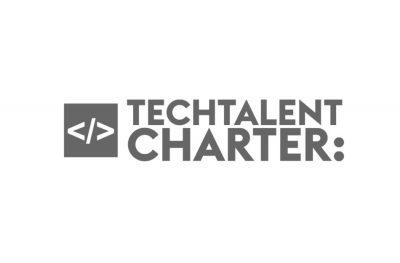 Tech Talent Charter logo