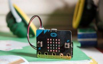 Connecting the BBC micro:bit with Nominet's IoT Tools