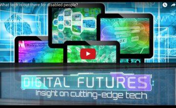 David on Telefonica's Digital Futures vlog