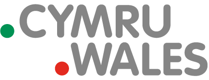 Welsh domains logos