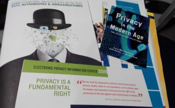 Privacy, regulation and the IoT