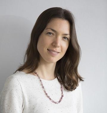 Sarah Rees headshot