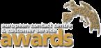 European contact centre customer service awards logo