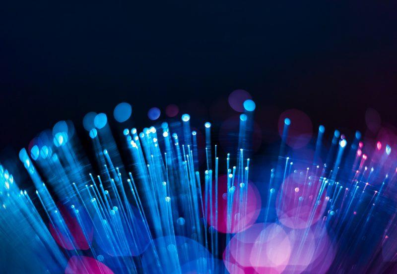 Fiber Optic Background