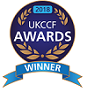 2018 UKCCF Awards winner logo