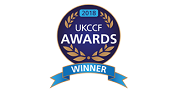 UKCCF Awards winner logo