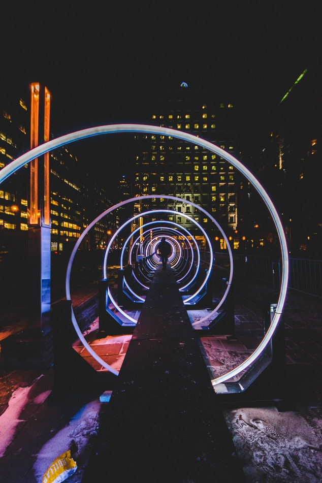 Cyber Tunnel