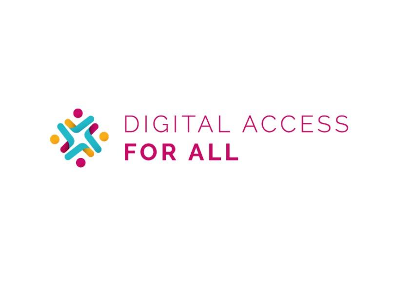 Digital Access for All logo