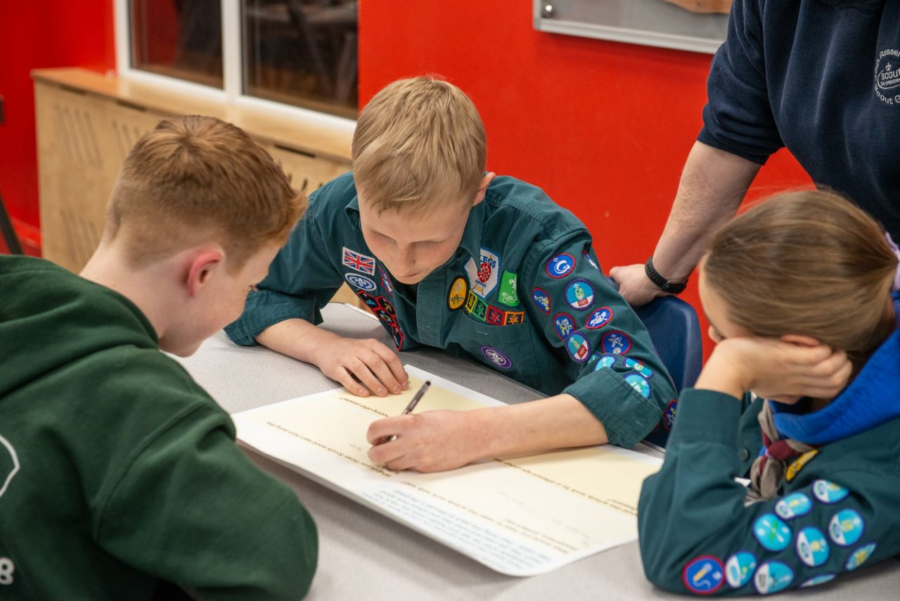 Scouts and Nominet launch dedicated badge for Safer Internet Day to help 400,000 young people in the UK be safer online