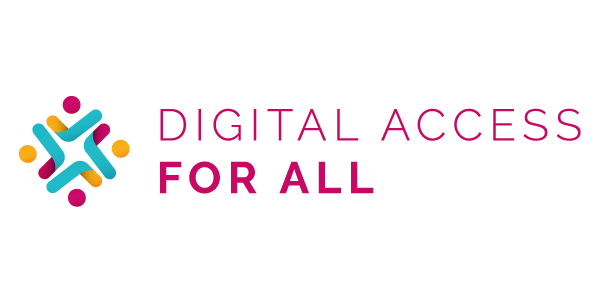 Digital Access For All Logo