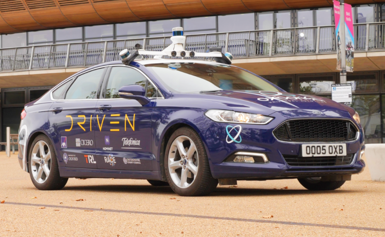 Driverless cars are driving into view