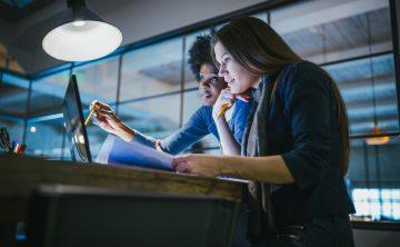 Meet Nominet's women in tech