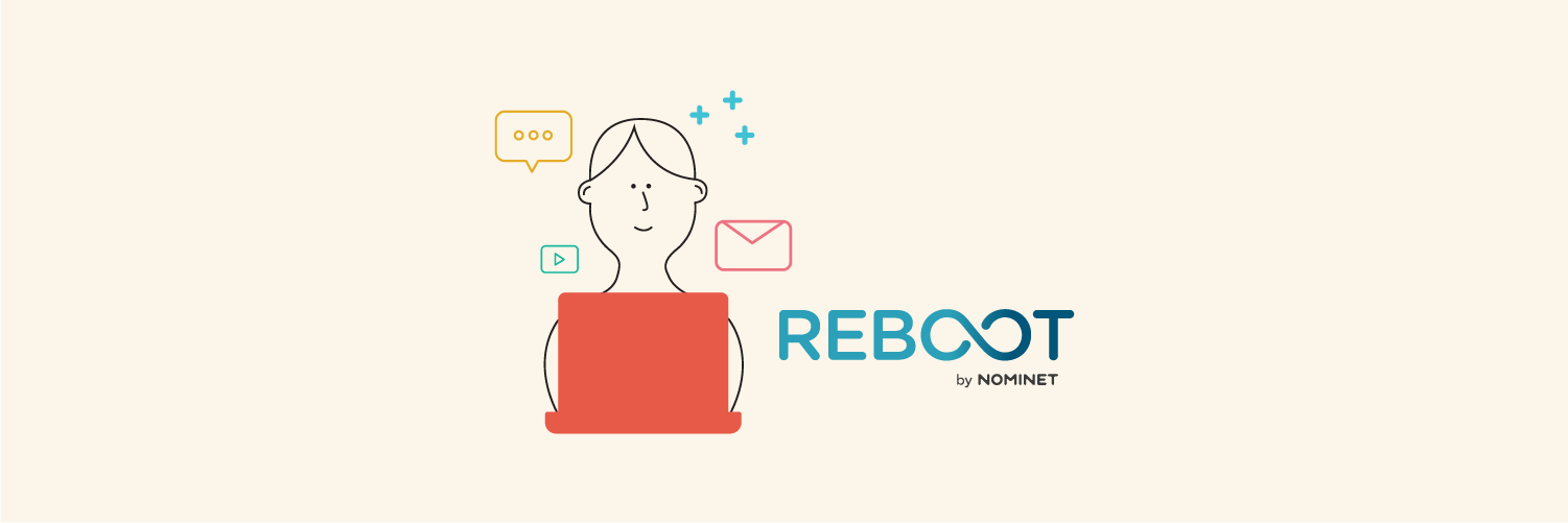 Illustration for Reboot by Nominet