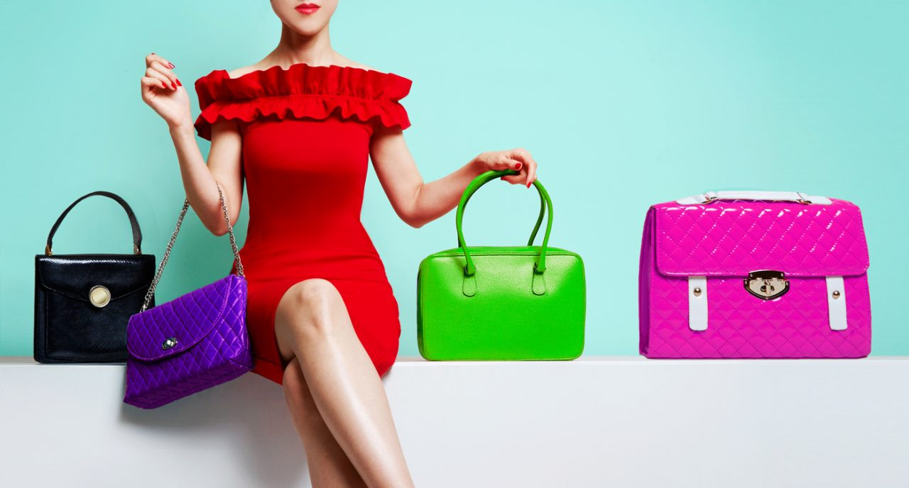 """""""People are surprised that I work in tech – having an amazing handbag collection is confusing apparently.."""""""