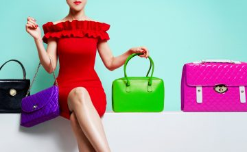 """People are surprised that I work in tech – having an amazing handbag collection is confusing apparently.."""
