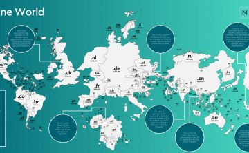Delving into the digital world map